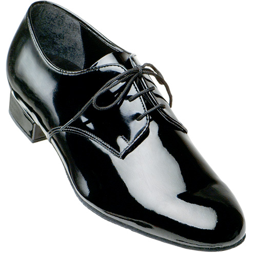 men's 9000 supadance patent leather with standard heel for ballroom